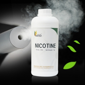 colorless nicotine  raw material manufacturing Exporters
